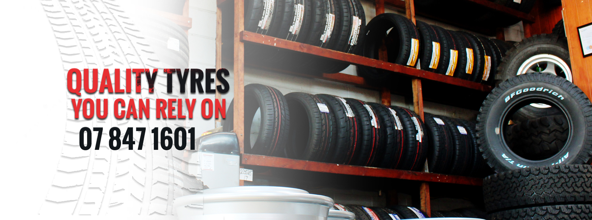 tyres banner
